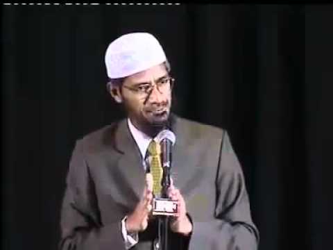Is pregnancy for women a curse Or a blessing? Dr  Zakir Naik (Urdu)