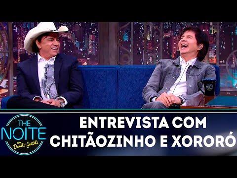 Entrevista com Chitãozinho e Xororó | The Noite (10/05/18)