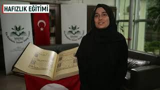İstanbul Şehit Tolga Ecebalın Kız Anadolu İHL (İstanbul Kız İHL) Hafızlık Eğitimi