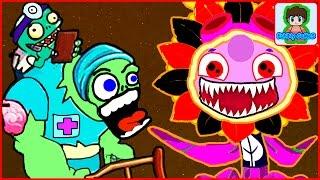 Игра Зомби против Растений Герои от Фаника Plants vs zombies Heroes 22