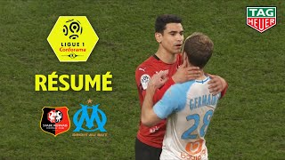 Stade Rennais FC - Olympique de Marseille ( 1-1 ) - Résumé - (SRFC - OM) / 2018-19
