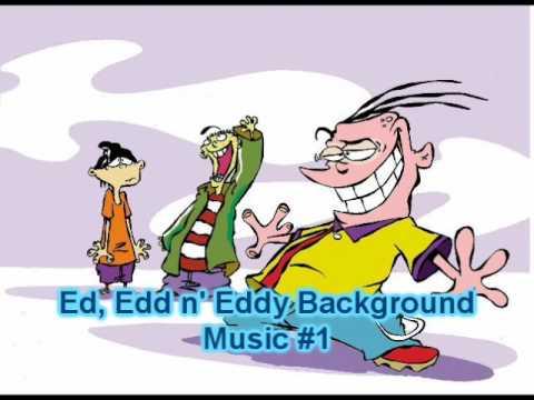 Ed, Edd n' Eddy Soundtrack - Background Music #1 (HQ Audio)