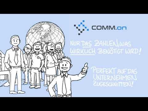 COMM.on - Die einfache VoIP-Telefonie auf Swyx-Basis