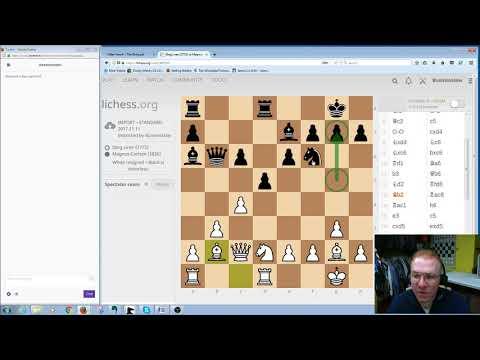 Chess Cruncher TV 11 11 2017