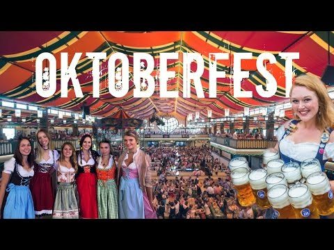 Oktoberfest in MÜNCHEN (ENG SUBS) 🍻🇩🇪 // Biggest Beer Wiesn Festival TRAVEL VLOG GERMANY