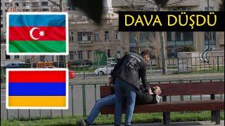 BAKIDA YÜKSƏK SƏSLƏ erməni MAHNISINA QULAQ ASDIM!(DAVA DÜŞDÜ)