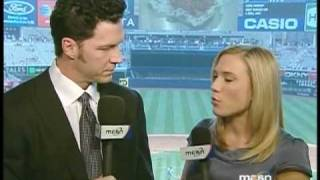Amber Theoharis asks Brady Anderson to break down Robinson Cano's swing