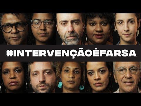 342 #intervençãoéFarsa - Nós temos propostas