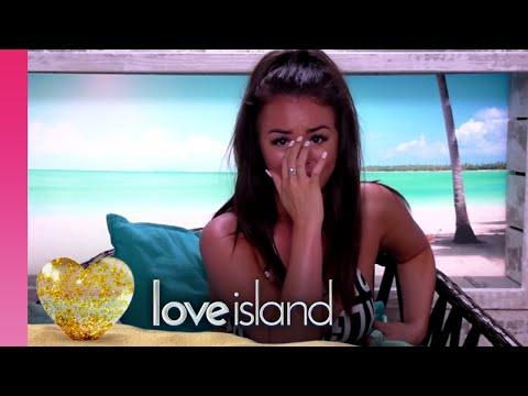 Stephanie Breaks Down Over Jack and Laura's Kiss   Love Island 2018