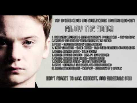TOP 10 SONG COVER AND SINGLE CONOR MAYNARD 2016 2017