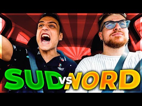 NORD VS SUD - Le Differenze IN AUTO | Awed™