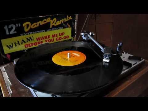 Wham! - Wake Me Up Before You Go-Go (LP Version)
