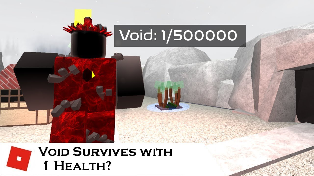 What If The Void Survived With Just 1 Health Tower Battles