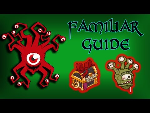 Idle Champions | FAMILIAR GUIDE