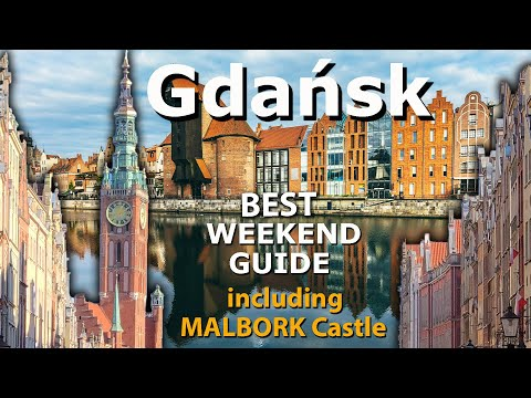 Gdansk, Poland - Weekend Travel Guide