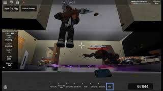ROBLOX RRP New Bloxton  Owen Hudsan character killed by the NBPD