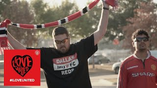 #ILOVEUNITED Dallas, 2019 |  MUFC Dallas Reds Promo