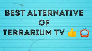 BEST TERRARIUM ALTERNATIVE... Watch and download any Hindi/English TV show or Movie in HD for free🔥