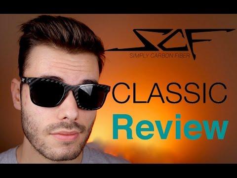 Simply Carbon Fiber Classic Sunglasses Review