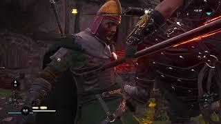 AC Valhalla Wrath of the Druids Gae Bolg spear Gameplay