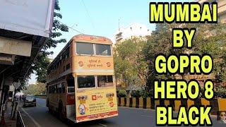 MUMBAI CITY || GOPRO HERO 8 BLACK VIDEO TEST FOOTAGE