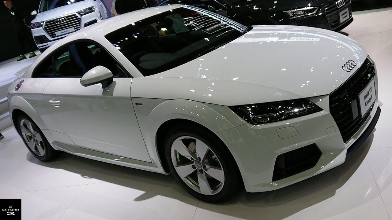 พาชม 2019 Audi TT Coupé 45 TFSI Quattro S line ภายนอก ...