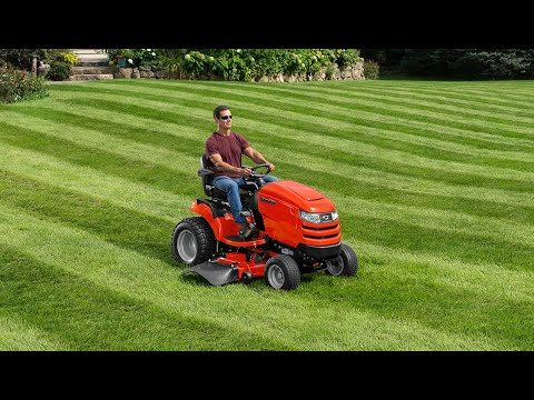 2020 Lawn & Garden Tractor Mower Lineup | Get The Best Lawn On The Block With Simplicity