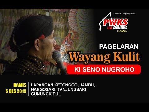 #pwkslive#livestreaming-pagelaran-wayang-kulit-dalang-ki-seno-nugroho-lakon-bagong-ratu