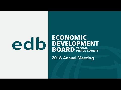 Economic Development Board 2018 Annual Meeting