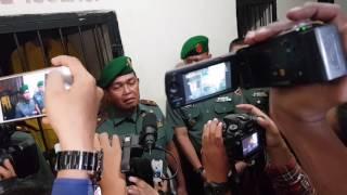 TNI Minta Maaf atas Insiden Amuk Prajuritnya