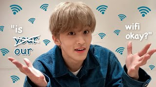 sm should really upgrade their wifi plan (nct edition)