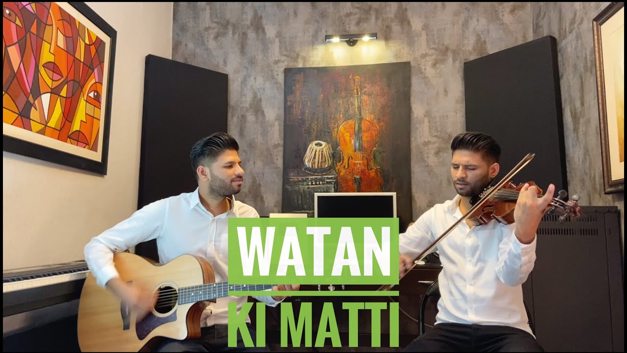 Watan Ki Matti / Ye Watan Tumhara Hai | Leo Twins