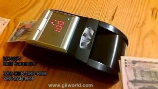 money detector md400v gil multi currencies