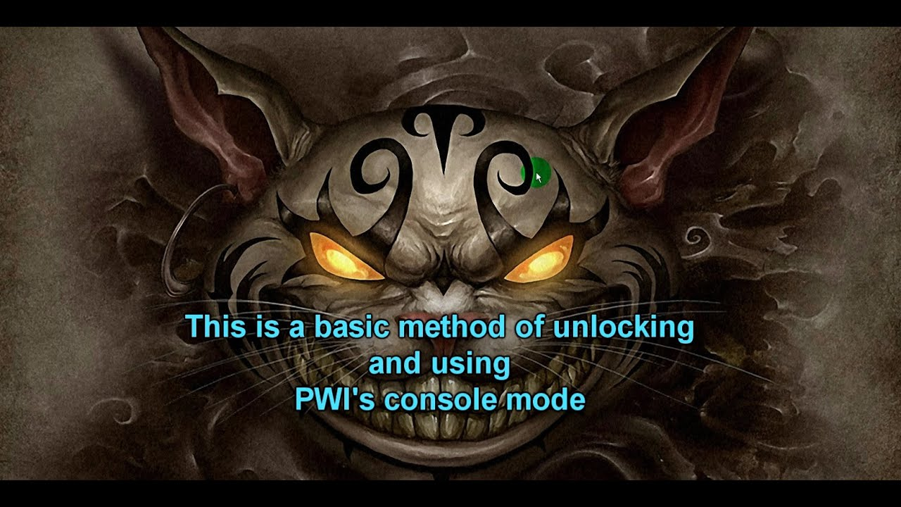 PWI - Basic Console Mode How To Guide by Prindagelf