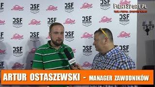 Artur Ostaszewski: Porównywać kogoś z UFC to jak Polo Coctę z Coca Colą