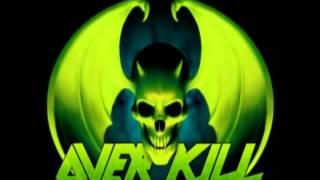 Overkill The Years of decay LYRICS