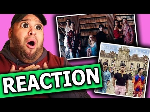 Jonas Brothers - Sucker   REACTION