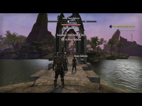 The Elder Scrolls Online - The Weight of Three Crowns