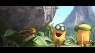 Миньоны рэмикс банана
