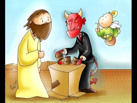 Como vencer las tentaciones que nos arrastran al pecado