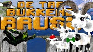 De tre Bukkene Bruse - Norske Folkeeventyr