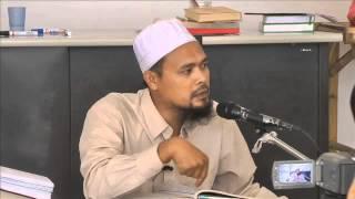(LIVE) 13-10-14 Sunan Abu Daud.Bab Nikah.Ust Kamaruzaman