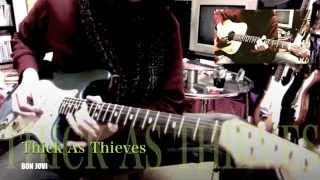 Bon Jovi - Thick As Thieves (cover) 1