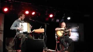 Andreas Kümmert 21-03-2017 Sunrise @ Colos-Saal Aschaffenburg
