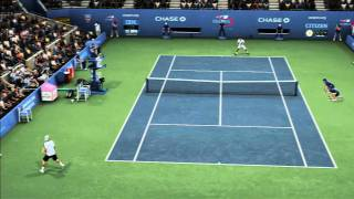 Grand Slam Tennis 2 (Hewitt Vs Djokovic) Online ranked match
