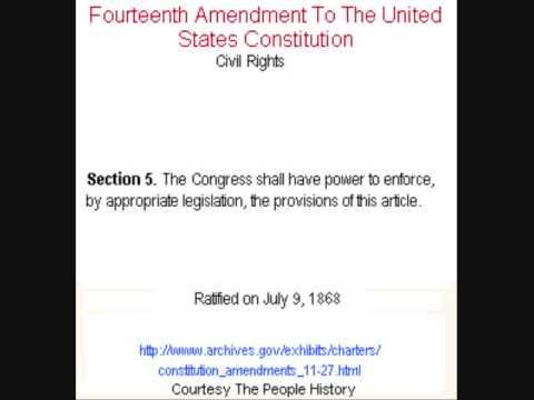 27 Amendments To The Constitution Of The United States