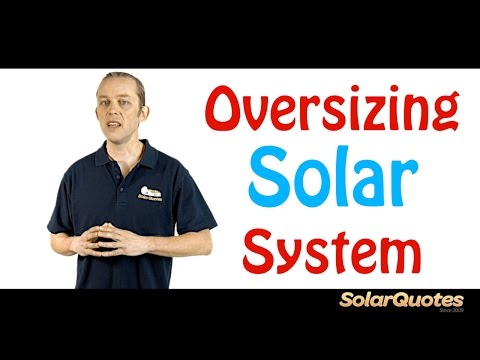 Is it okay to add more solar panels than your inverter is rated to handle?