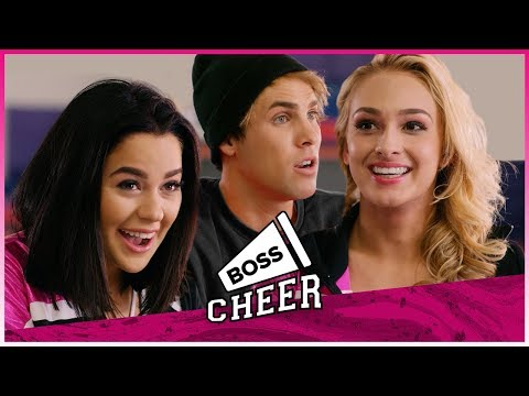 "BOSS CHEER  | Tessa & Tristan in ""Cheer Up"" 