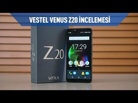 Vestel Venus Z20 Telefon İncelemesi