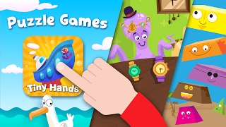 Puzzle Games for Kids | Counting, Matching and Sorting Games for Kids | App for Children 1.5+